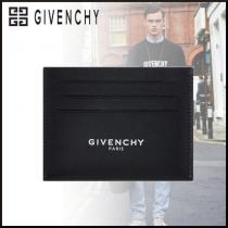 ★givenchy コピー★givenchy コピーPARISロゴ カードケース