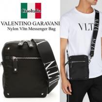 valentino スーパーコピー garavani nylon vltn messenger bag