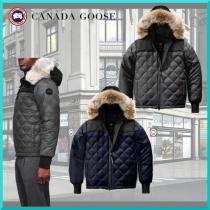 希少な新作!! CANADA goose コピーブランド ブラックレーベル Pritchard Coat-1