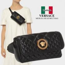 versace スーパーコピー  MEDUSA HEAD BELT BAG