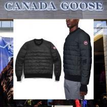 【18AW NEW】 CANADA goose スーパーコピー_men/Albanny Shirtダウンスウェット-1