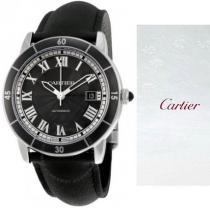 リュクス ★ cartier コピー ★ ロンド クロワジエール 腕時計 WSRN0003-1