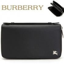 burberry コピー正規品/超特急EMS発送/送料込み REEVES Travel Wallet-1