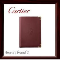 【cartier コピー】MUST DE cartier コピー SMALL LEATHER GOODS パスポート-1