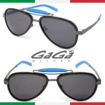 正規品◆GaGa milano スーパーコピー サングラス ユニセックス対応 LU54TCGYBLN-1