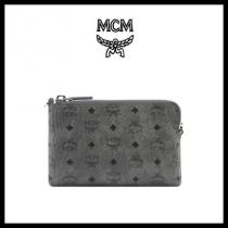 【mcm コピー】VISETOS ORIGINAL MINI TECH POUCH_ MYZ8AVI18EP★正規品