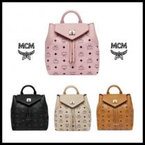 【mcm コピー】ESSENTIAL VISETOS ORIGINAL BACKPACK_MWK9SSE05★正規品