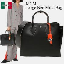 mcm コピー large neo milla bag
