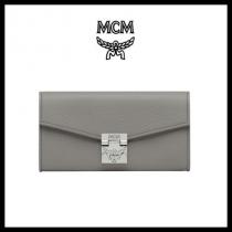 【mcm コピーブランド】PATRICIA PARKAVENUE CHAIN 長財布_MYL8SPA41★正規品