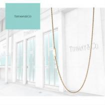 【NY本店5番街買付♪】コピーブランド tiffany Tag Chain Necklace 24in