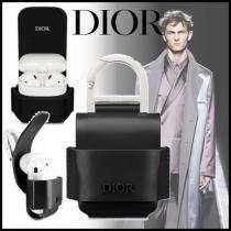 dior コピー ディオール コピー 19WINTER カーフスキン ヘッドセット用ケース-1