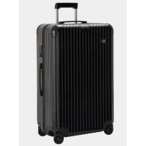 【rimowa スーパーコピー Lufthansa】Essential Check-In L/Black/Gloss-1