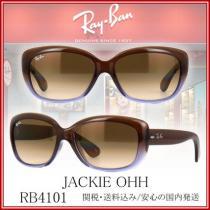 【送料,関税込】rayban ブランド コピー サングラス RB4101 JACKIE OHH-1