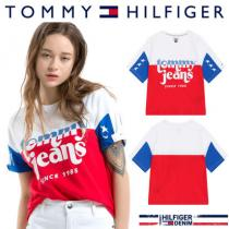 Tommy hilfiger コピー正規品★Tommy Jeans Star T-shirt★送料込