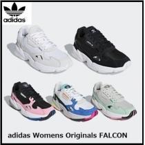 コピー adidas originals Falcon レディース シューズ 靴 ランニング-1