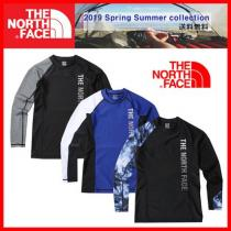 ★人気★【THE NORTH face コピー】★M'S NEW WAVE RASHGUARD★3色★
