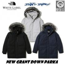 [THE NORTH face コピー] NEW GRANT DOWN PARKA 3色_ NJ1DJ55