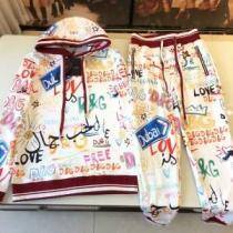 この秋冬のためにオシャレな人に向けて ドルチェ&ガッバーナ Dolce&Gabbana 上下セット 2019年秋冬人気新作の速報enshopi.com sn:y05fyC-1
