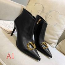 2色可選 ヴァレンティノ 着こなしをマスターする  VALENTINO 暖かさとおしゃれ両方手に入れるレザーブーツ 気軽に旬の着こなしを楽しむenshopi.com sn:19buqy-1