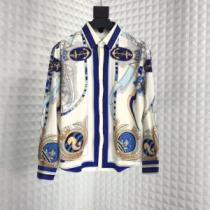 VERSACE 2020秋のファッショントレンドはこれ  ヴェルサーチ ファッショントレンドを早速チェック シャツenshopi.com sn:iiuKjy-1
