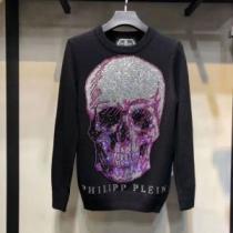 速報!2020年秋ファッショントレンド プルオーバー PHILIPP PLEIN フィリッププレイン 素敵続くトレンドenshopi.com sn:uKfWXz-1