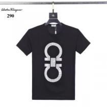 100%新品保証の安価セール フェラガモFERRAGAMOコピーコットン Tシャツ ガンチーニ 大人キレイめ 注目度が急上昇中enshopi.com sn:f4DSni-1