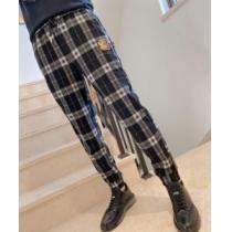 バーバリー ヴィンテージチェックトリム パンツ メンズ BURBERRY 通販コピー品リラックス芸能人も愛用2020SS新作enshopi.com sn:0Pbyem-1