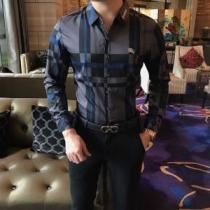 清潔感抜群BURBERRYチェック シャツ 2020春夏バーバリー スーパーコピー 高級ファッションリラックス感にシャツenshopi.com sn:iC0vqu-1