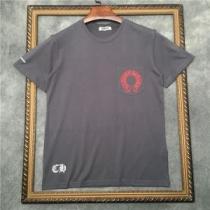 クロムハーツ CHROME HEARTS  シックで都会的な印象に仕上げる 半袖Tシャツ シンプルで柔らかなスタイルenshopi.com sn:ie85vu-1