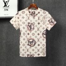 2020年春限定 3色可選 ルイ ヴィトン LOUIS VUITTON 大人の新作こそ 半袖Tシャツ 今なお素敵なアイテムだenshopi.com sn:OXf85b-1