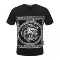 多色可選  2020モデル 半袖Tシャツ スタイルアップ フィリッププレイン ストリート感あふれ PHILIPP PLEINenshopi.com sn:qOTfuq-1