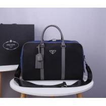 トレンディな着こなしに PRADA ショルダーバッグ 新作 メンズ プラダ コピー ブラック 通勤通学 コーデ 日常 最安値enshopi.com sn:XLTDya-1