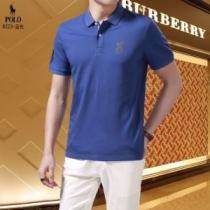 ポロ ラルフローレン春夏ファッションコーデ完全攻略 3色可選  Polo Ralph Lauren カジュアルもキレイめもOK半袖Tシャツenshopi.com sn:y81rmq-1