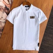 2色可選 フェンディ飽きもこないデザイン  FENDI 今季の主力おすすめ 半袖Tシャツ人気は今季も健在enshopi.com sn:1nam0n-1