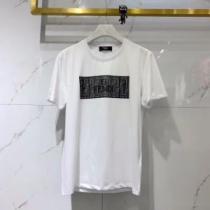 驚きのプライス 半袖Tシャツ 大人の新作こそ フェンディ 2色可選 FENDI おしゃれに大人の必見enshopi.com sn:uKPjua-1