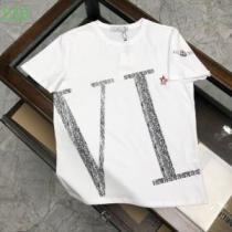 安心安全人気通販2色可選  モンクレール20新作です  MONCLER ストリート界隈でも人気 半袖Tシャツenshopi.com sn:SDKrGj-1