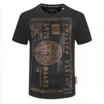 2色可選 半袖Tシャツ 2020SS数量限定フィリッププレイン 最新トレンドスタイル PHILIPP PLEINenshopi.com sn:D8zKvm-1