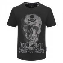 今一番注目の新品  2色可選半袖Tシャツ 日本未入荷モデル フィリッププレイン PHILIPP PLEINenshopi.com sn:iCimOr-1