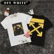 高評価の人気品 2017 2色可選 オフホワイト OFF-WHITE 半袖Tシャツ