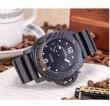 存在感も抜群のOFFICINE PANERAI オフィチーネ パネライ上級自動巻き ムーブメント 男性用腕時計 2色可選