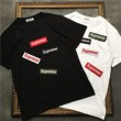 2019年最注目の 半袖Tシャツ 好感度アップ 2色可選 シュプリーム SUPREME 数量限定SALE