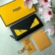 FENDI 最落なし フェンディ素材感を引き出せるアイテム 長財布 トップトレンド2018