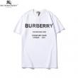 愛用者多数になる夏季新作 バーバリー BURBERRY  安定感のある2019夏新作 2色可選 長時間持続可能 半袖Tシャツ 超お目立ち
