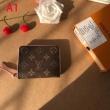 財布/ウォレット新しい季節に向けの新作をご提案 ルイ ヴィトン 2019秋冬最安価格新品 LOUIS VUITTON 多色可選 この冬買うべきTOP1を公開