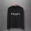 最高峰の秋冬激安新作 PRADAスーパーコピー長袖tシャツプラダコピー通販 大人気で完売必至の1枚 トレンドの最先端に