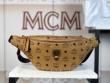激安大特価定番人気 MCM エムシーエムコピー スタッズアウトライン付 ベルトバッグ 最新人気話題沸騰中 男女兼用