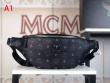 完売必至の入手困難 MCM エムシーエム ウエストバッグコピーMUZ9SFI20BK001 高級感のあるオシャな新作 抜群な新鮮度