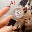 手頃な価格で大人っぽい激安新作 CARTIER 激安通販カルティエ 腕時計 コピー 女性の上品な魅力を演出する 高級感満載