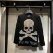 冬を彩る2019SS新作  PHILIPP PLEIN フィリッププレイン 長袖/Tシャツ 秋らしい雰囲気溢れる新作