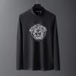 2色可選 VERSACE手の届きやすい価格帯 ヴェルサーチ 長袖/Tシャツ 定番人気の2019秋冬モデル